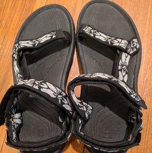 Teva hurricane sandals